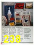 1986 Sears Fall Winter Catalog, Page 238