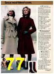 1977 Sears Fall Winter Catalog, Page 77