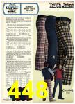 1975 Sears Fall Winter Catalog, Page 448