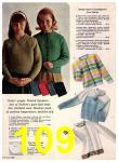 1965 Sears Fall Winter Catalog, Page 109