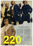 1968 Sears Fall Winter Catalog, Page 220