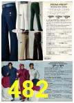 1977 Sears Spring Summer Catalog, Page 482