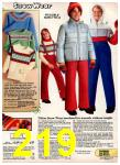 1977 Sears Christmas Book, Page 219