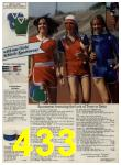 1979 Sears Spring Summer Catalog, Page 433
