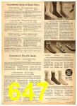 1958 Sears Fall Winter Catalog, Page 647