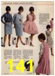 1965 Sears Spring Summer Catalog, Page 141