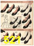 1956 Sears Fall Winter Catalog, Page 521