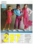 1986 Sears Spring Summer Catalog, Page 297