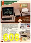 1985 Sears Christmas Book, Page 608
