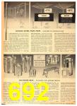 1949 Sears Spring Summer Catalog, Page 692