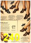 1940 Sears Fall Winter Catalog, Page 240