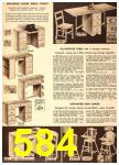 1949 Sears Spring Summer Catalog, Page 584