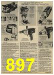 1979 Sears Fall Winter Catalog, Page 897