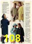 1965 Sears Fall Winter Catalog, Page 108