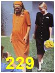 1991 Sears Spring Summer Catalog, Page 229