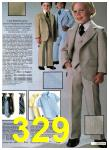 1980 Sears Spring Summer Catalog, Page 329
