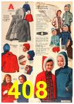 1962 Sears Fall Winter Catalog, Page 408