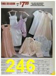 1985 Sears Spring Summer Catalog, Page 246