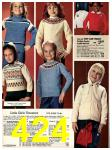 1978 Sears Fall Winter Catalog, Page 424