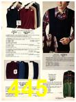1973 Sears Fall Winter Catalog, Page 445
