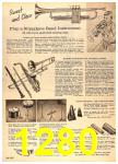 1960 Sears Fall Winter Catalog, Page 1280