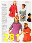 1967 Sears Fall Winter Catalog, Page 281