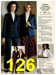 1982 Sears Fall Winter Catalog, Page 126