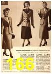 1949 Sears Spring Summer Catalog, Page 166