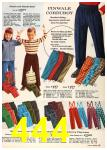 1962 Sears Fall Winter Catalog, Page 444