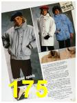 1985 Sears Fall Winter Catalog, Page 175