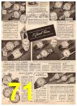 1954 Sears Christmas Book, Page 71