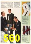 1962 Sears Fall Winter Catalog, Page 560