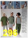 1991 Sears Spring Summer Catalog, Page 296