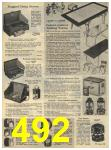 1965 Sears Fall Winter Catalog, Page 492
