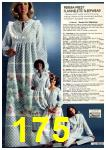 1977 Sears Fall Winter Catalog, Page 175
