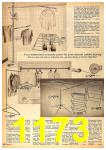 1962 Sears Fall Winter Catalog, Page 1173