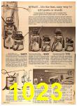 1964 Sears Spring Summer Catalog, Page 1023