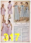 1957 Sears Spring Summer Catalog, Page 317