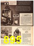 1964 Sears Spring Summer Catalog, Page 895