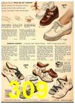 1949 Sears Spring Summer Catalog, Page 309