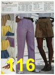 1985 Sears Spring Summer Catalog, Page 116