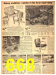 1942 Sears Spring Summer Catalog, Page 668