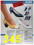 1986 Sears Spring Summer Catalog, Page 345