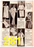 1966 Montgomery Ward Fall Winter Catalog, Page 281