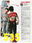 1988 Sears Fall Winter Catalog, Page 535