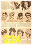 1949 Sears Spring Summer Catalog, Page 224