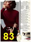 1976 Sears Fall Winter Catalog, Page 83