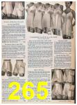1957 Sears Spring Summer Catalog, Page 265