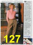 1988 Sears Fall Winter Catalog, Page 127
