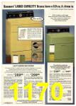 1976 Sears Fall Winter Catalog, Page 1170